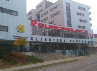 Pracoviská v žilinskom Klientskom centre MV SR (Europalace) sú zatvorené