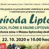 Liptovské múzeum pripravuje Live vysielanie na tému Príroda Liptova