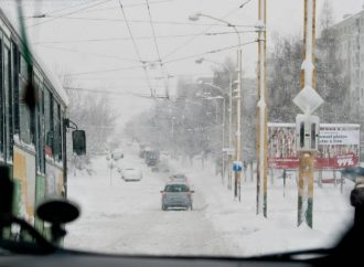 Krajskí cestári najazdili počas dvoch dní takmer 24-tisíc kilometrov
