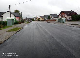 Cesta II/520 v obci Liesek na Orave prešla obnovou