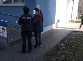 Policajti z Liptovského Mikuláša sa spolupodieľali na celoslovenskej preventívnej kampani zameranej na problematiku násilia