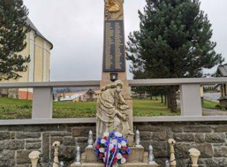 V Skalitom sa konalo pietne stretnutie pri príležitosti 102. výročia ukončenia 1. svetovej vojny