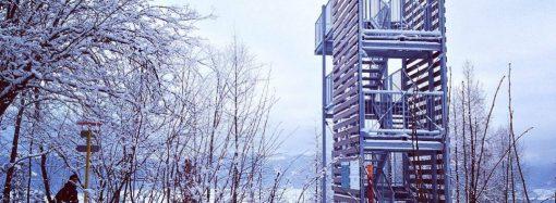 Tip na výlet: Vyhliadková veža Dubová nad Rajcom