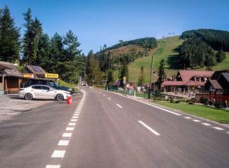 Vodiči medzi Vitanovou  a Oravicami už jazdia po novej ceste