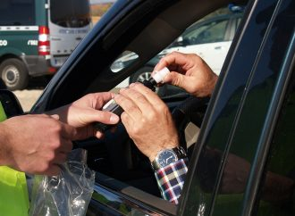 Polícia za uplynulý týždeň zaevidovala 21 vodičov pod vplyvom alkoholu