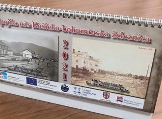 Primátor Vrútok Branislav Zacharides o novom kalendári Spojila nás Košicko-bohumínska železnica