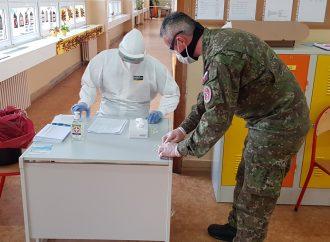 V Liptovskom Mikuláši je nové odberové miesto na testovanie na COVID-19