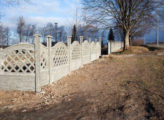 Na cintoríne v Trstenej zrekonštruovali oplotenie
