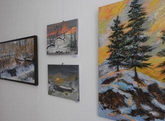 TV SEVERKA – Bez komentára – Maľujeme zimu