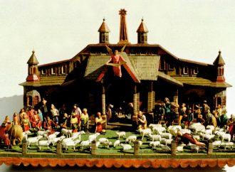 TV SEVERKA – Výstava tradičných betlehemov