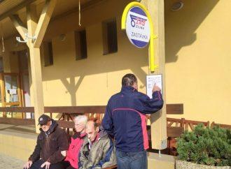 SAD Žilina vybudovala už štvrtú fiktívnu autobusovú zastávku