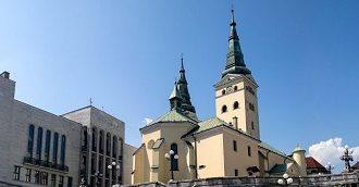 TV SEVERKA – Veža katedrály je odhalená