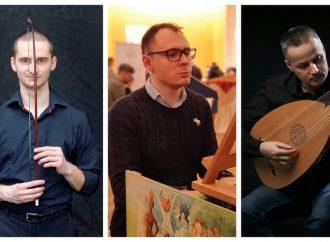 Online koncert barokovej hudby Ensemble Thesaurus Musicum v Novej synagóge