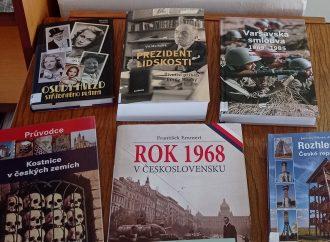 Nové knižné prírastky v Turčianskej knižnici