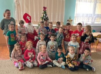 Mikuláš potešil deti v obci Svrčinovec