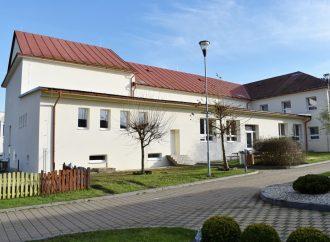Zateplenie administratívnej budovy so sídlom obecného úradu vo Vysokej nad Kysucou
