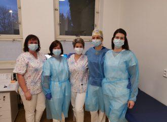 V Liptovskej nemocnici spustili očkovanie proti ochoreniu Covid-19