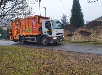Vývoz komunálneho odpadu v Liptovskom Mikuláši sa 6. januára neuskutoční
