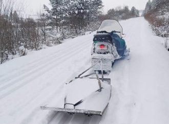 Mesto Trstená pripravilo na cyklotrase bežkársku stopu
