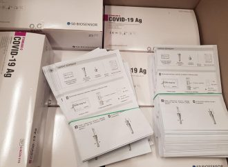 Mesto Liptovský Mikuláš naskladnilo 20.000 kusov antigénových testov