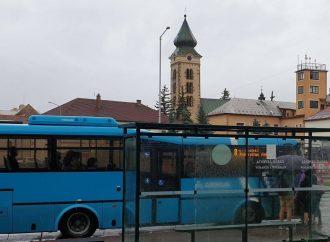 Liptovský Mikuláš zavádza novinky v mestskej autobusovej doprave