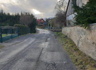 Mesto Liptovský Hrádok odvodní problémový úsek v Dovalove