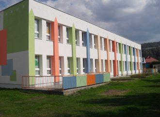 Oznam k otvoreniu materskej školy v Krásne nad Kysucou