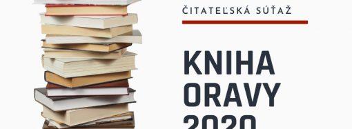 Vyhlásenie súťaže Kniha Oravy 2020
