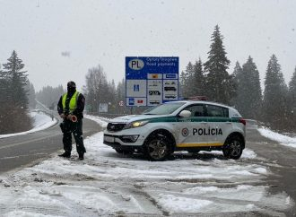Polícia vyzýva na opatrnú jazdu
