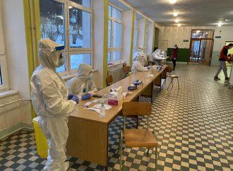 Celoplošný skríning na ochorenie COVID-19 v obci Vysoká nad Kysucou