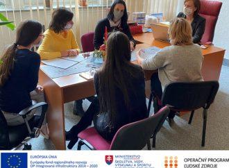 Pandémia rozvoj vzdelávania na Obchodnej akadémií v Liptovskom Mikuláši nezastavila
