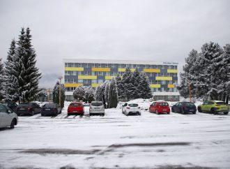 Budova Spojenej školy v Martine bola zateplená