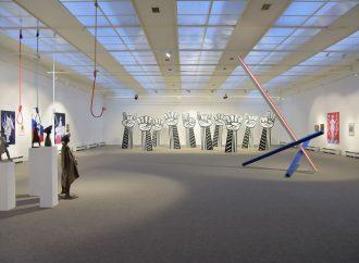 Výstava Biela-modrá-červená Epopej v Liptovskej galérií Petra Michala Bohúňa