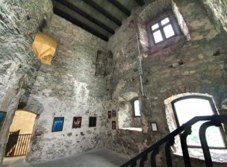 Reštaurovanie severného paláca na hrade Strečno úspešne ukončené