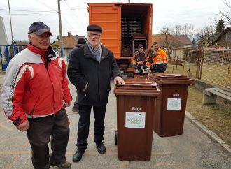 Hnedé zberné nádoby v Liptovskom Mikuláši nenapĺňajte, ich vývoz začne až v apríli