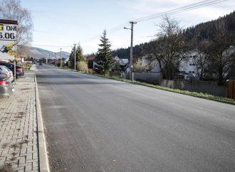 V Žilinskom kraji prebieha naďalej oprava ciest