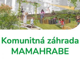 MAMAHRABE: Hlasujte za projekt komunitnej záhrady v Priekope