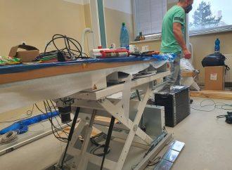 V nemocnici v Čadci pribudol nový prístroj