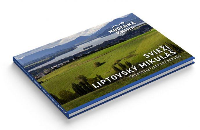 O meste Liptovský Mikuláš vyšla ďalšia publikácia