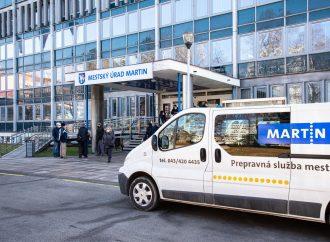 Mesto Martin rozdáva respirátory FFP2 všetkým seniorom nad 65 rokov