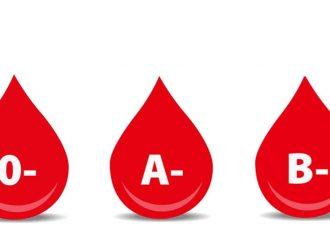 Nemocnica v Ružomberku eviduje akútny nedostatok všetkých negatívnych krvných skupín