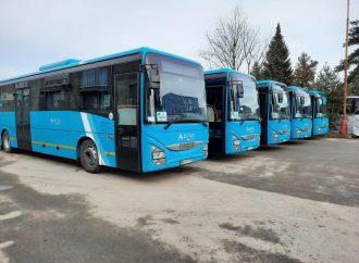 Nové autobusy v Žilinskom kraji