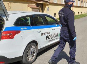 Mestskí policajti v Liptovskom Hrádku riešili v uplynulom roku 901 priestupkov