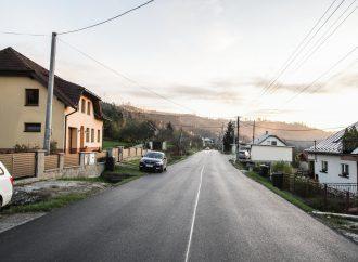 Žilinská župa opravuje cesty v kraji
