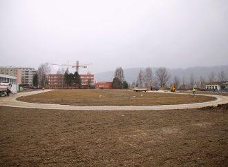 V Žiline vyrastá nový športový areál