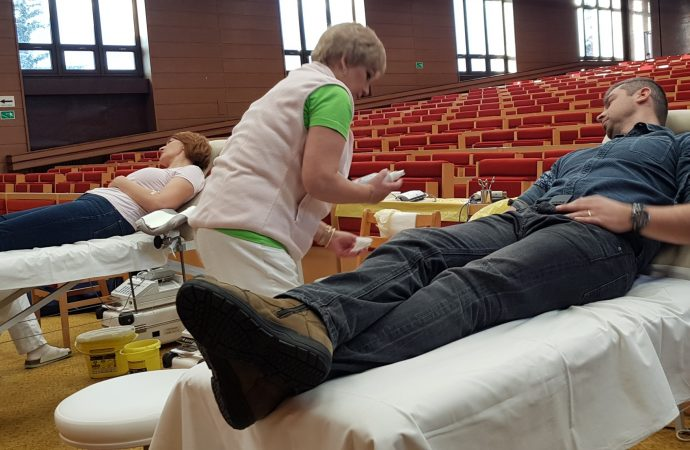 Pre viacnásobných darcov krvi pripravilo mesto Liptovský Mikuláš odmenu