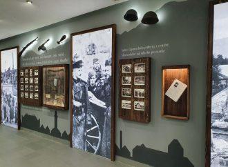 Obnovená expozícia v Múzeu Janka Kráľa v Liptovskom Mikuláši obsahuje zvyšok bombardéra