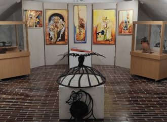 Na výstave v Kaštieli Radoľa sa prezentuje kováčske umenie
