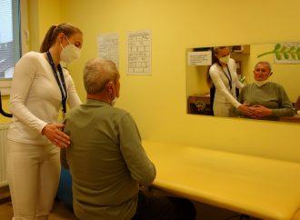 Špeciálna postcovidová rehabilitácia pomáha pacientom v Martine