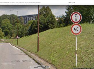 Upozornenie pre vodičov na dodržiavanie dopravného značenia